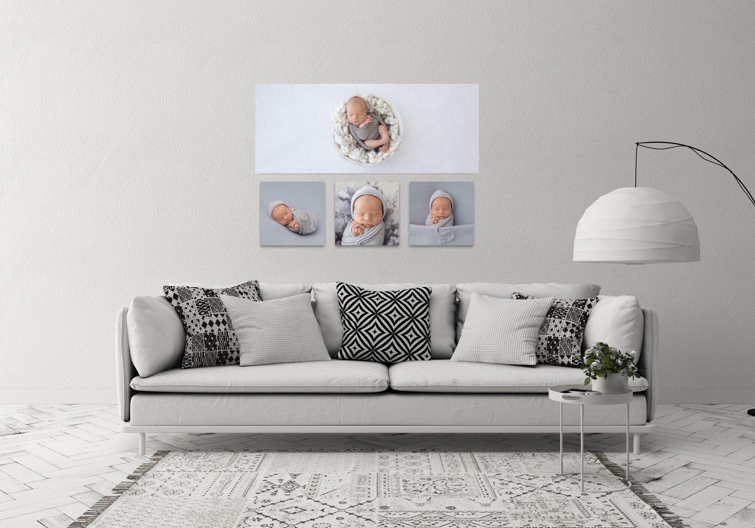 Wall Art Collection Display 2